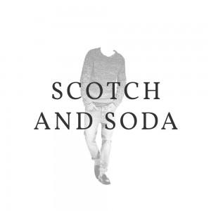 Aussi beaux à l'envers qu'à l'endroit sont les vêtements Scotch and Soda